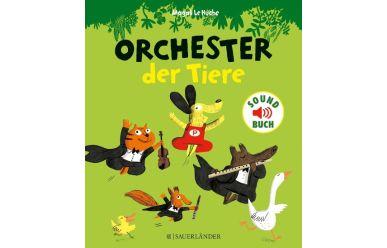Magali Le Huche   Orchester der Tiere