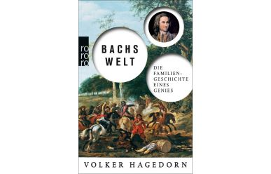 Volker Hagedorn    Bachs Welt