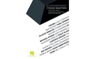 HL290990  Contemporary Piano Masters