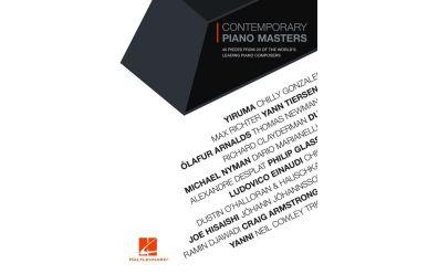 HL290892   Contemporary Piano Masters