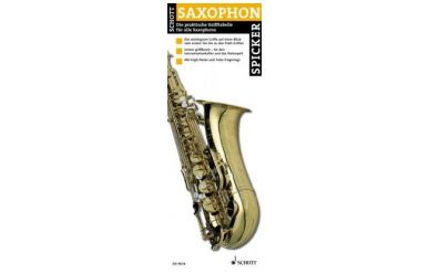 ED9616  Schott Saxophon Spicker