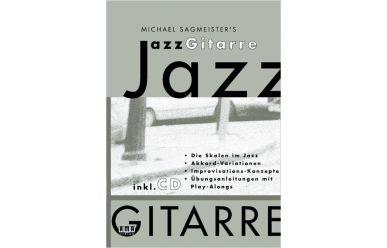 AMA610241  Michael Sagmeister´s   Jazz Gitarre