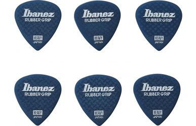 Ibanez Grip Wizard 6pc Rubber Grip Heavy DB