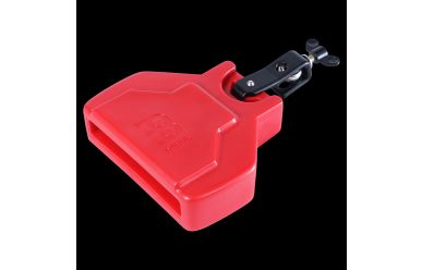 Meinl MPE2R Percussion Block Low Pitch Rot incl. Halterung