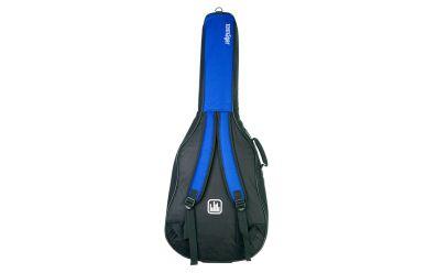 Tonträger TG10CH/BB Tasche Konzertgitarre 1/2 blue black
