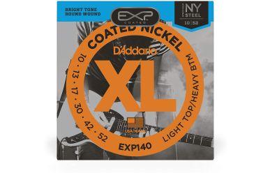 DAddario EXP140 010-052 Nickel/Steel Wound