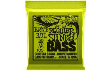 Ernie Ball 2832 Regular Slinky Bass Nickel Wound