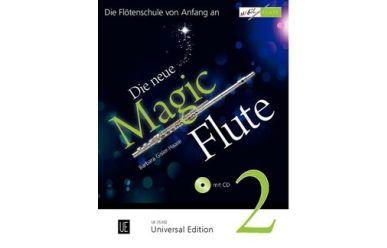 Gisler-Haase, Die neue Magic Flute Bd. 2 +CD