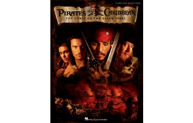 HL313256 Pirates Of The Caribbean  Piano Solo Collection