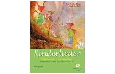 VHR3431  A.Terzibaschitsch  Kinderlieder