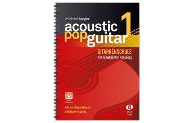 D870 M.Langer  Acoustic Pop Guitar 1  Gitarrenschule