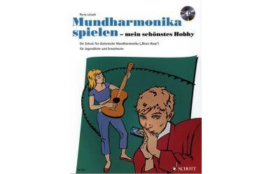 ED9367 P.Letsch  Mundharmonika spielen mein schönstes Hobby
