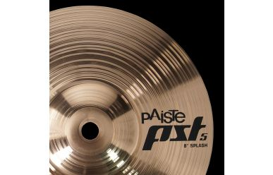 "Paiste PST5 Splash 08"""