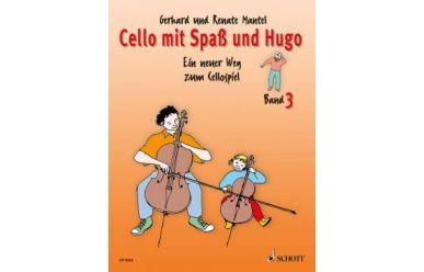 G. & R.Mantel   Cello mit Spaß und Hugo   Band 3