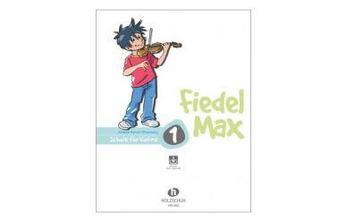VHR3801 A.Holzer-Rhomberg  Fiedel-Max 1  Schule für Violine