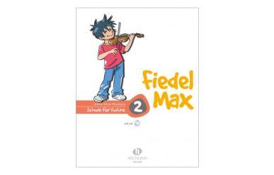 VHR3802 A.Holzer-Rhomberg  Fiedel-Max 2  Schule für Violine