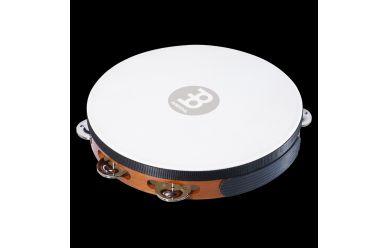 Meinl TAH1AB Head Tambourine, einreihig Stahlschellen