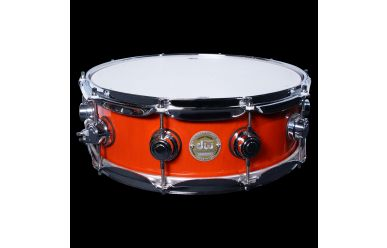 "DW Snare Collector Serie 14x5"" Tangerine"