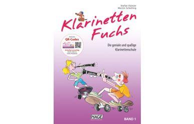 St.Dünser/M.Schelling  Klarinetten Fuchs  Band 1