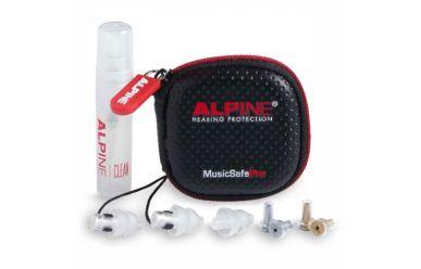 Alpine Music Safe2 Pro Gehörschutz - Transparent