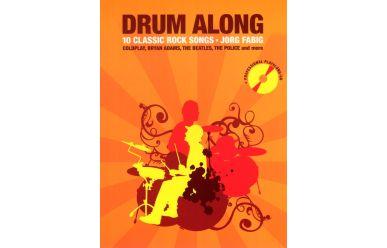 J. Fabig  Drum Along  10 Classic Rock Songs