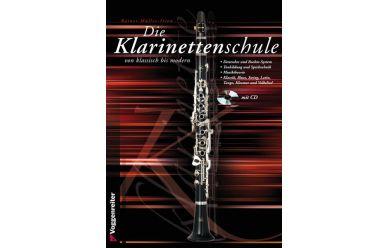 R. Müller-Irion  Die Klarinettenschule  von klassisch bis modern