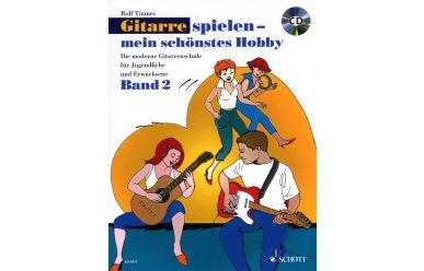 ED9974 Rolf Tönnes  Gitarre spielen mein schönstes Hobby 2