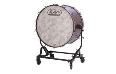 """Adams BDIIV3622 Concert Große Trommel 36x22"""" inkl. Universal Ständer"""