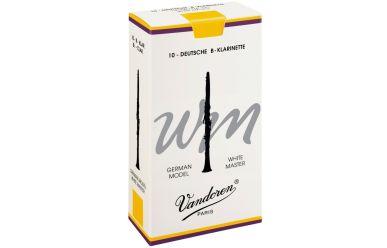 Vandoren Schachtel B-Klarinette WHITE St. 2