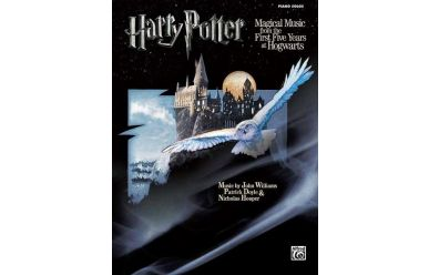 ALF32033 Harry Potter - Magical Music from the first five years