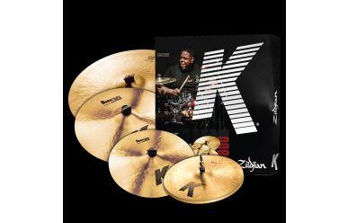 "Zildjian K-Serie Box Set Promo Pack 14/16/18/20"""