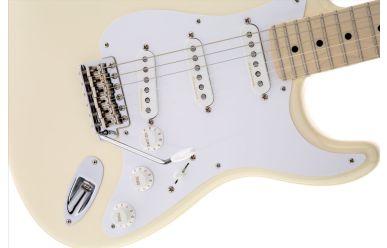 Fender Artist Eric Clapton Stratocaster, Olympic White