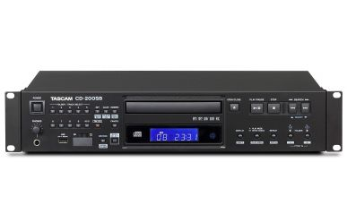 Tascam CD 200 SB Solid State CD Player