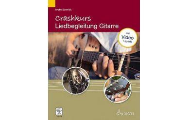 ED23320  A.Schmidt   Crashkurs Liedbegleitung