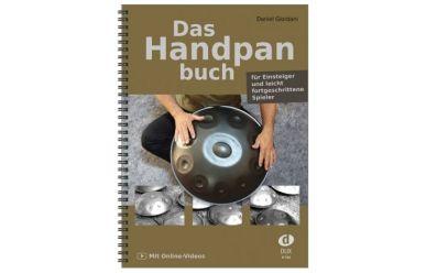D910  Daniel Giordani  Das Handpanbuch