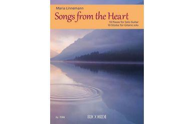 SY7008 Maria Linnemann  Songs from the heart