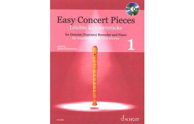 ED23043  Easy Concert Pieces 1
