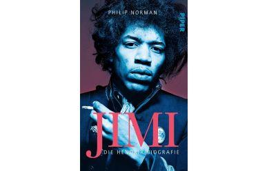 Philip Norman   JIMI - Die Hendrix-Biografie