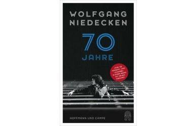 W. Niedecken  70 Jahre  Ein Leben unzähliger Geschichten