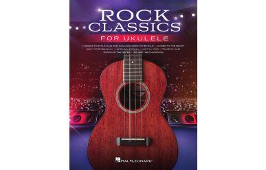 HL00328172   Rock Classics for Ukulele