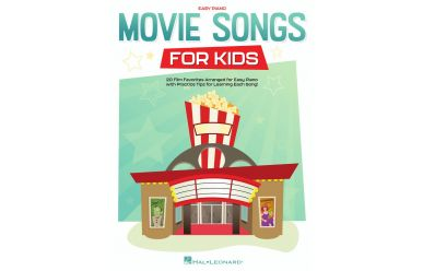 HL00348349 Movie Songs for Kids