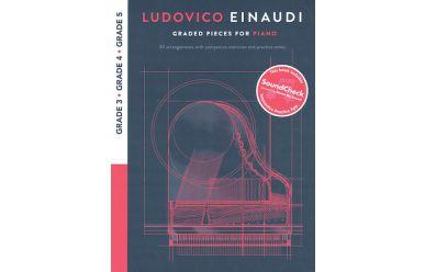 CH87285 Ludovico Einaudi   Graded Pieces for Piano