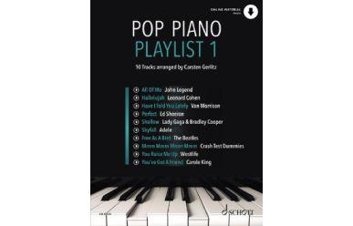 ED23478 C. Gerlitz  Pop Piano Playlist 1