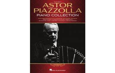 Astor Piazzolla Collection  Piano Arrangements of 15 Tangos