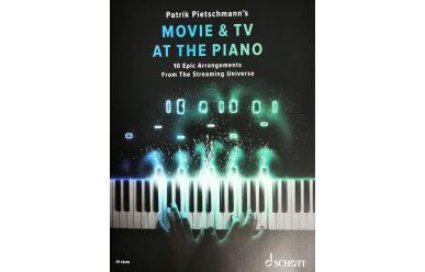 ED23479 Patrick Pietschmann  Movie&TV at the piano