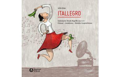 J. Eckes  Itallegro - Italienische Musikbegriffe und Ihre Geschichten