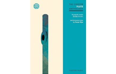 T. Wye  The chester flute anthology  14 popular works
