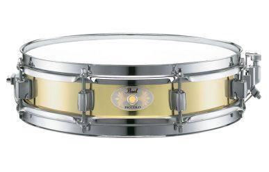 """Pearl B1330 Snare EFFECT PICCOLO 13x3"""" Brass"""