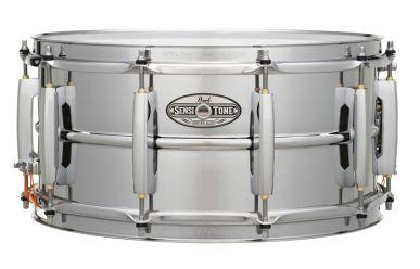 "Pearl Sensitone Snare 14x6,5"" Heritage Alloy Steel"