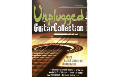 Unplugged Guitar Collection - Über 50 Klassiker & aktuelle Hits